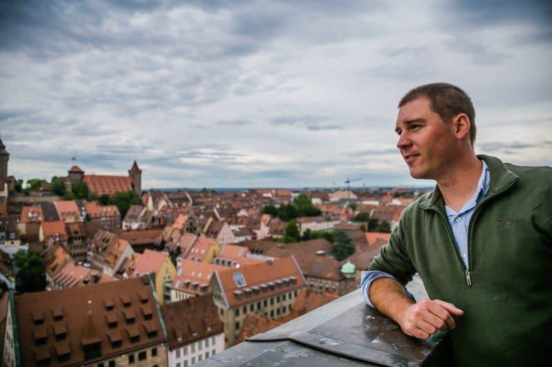 St Sebald Church 2 days in Nuremberg Germany