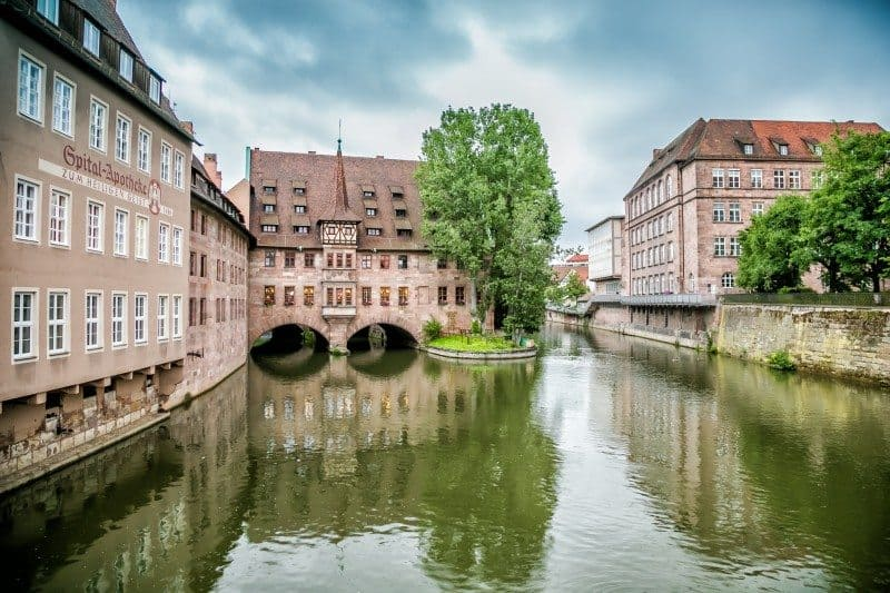Nuremburg Road Trip in Germany