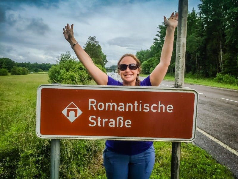 Romantic Road Germany Road Trip