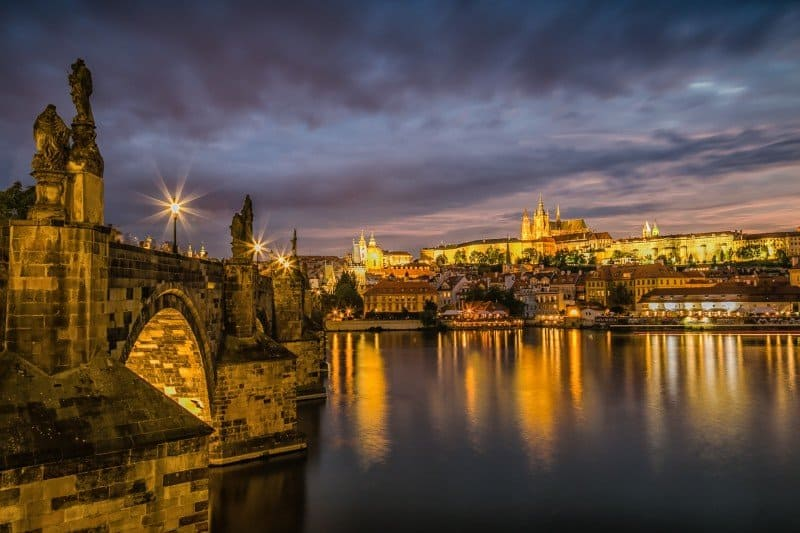 Elbe River Cruise Prague