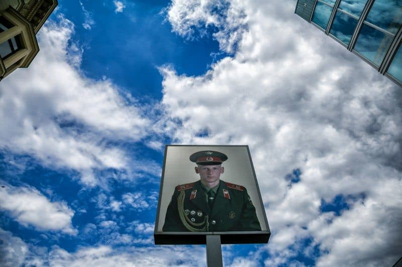 Checkpoint Charlie Best Photo Stops in Berlin