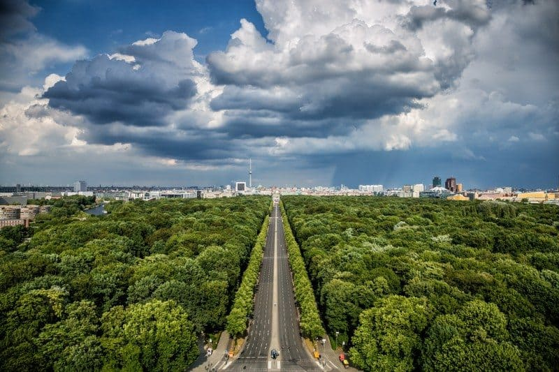 Best Photo Stops in Berlin Tiergarten