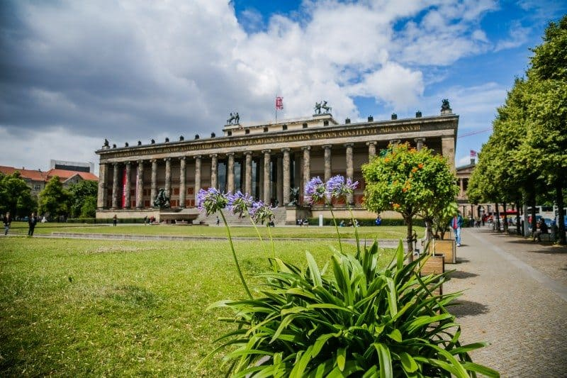 Best Photo Stops in Berlin Museum Island