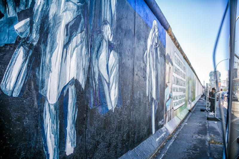 Best Photo Spots in Berlin East Side Gallery