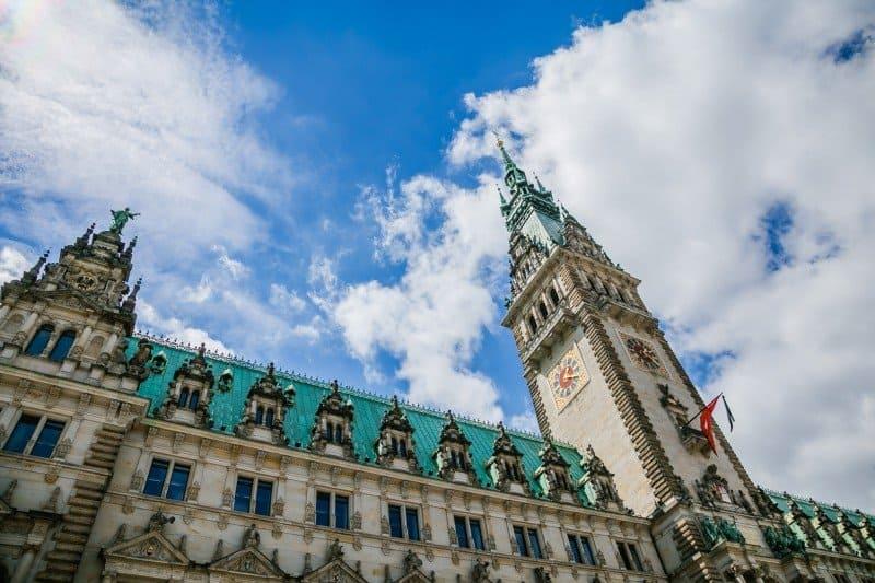 Hamburg Historic City Center