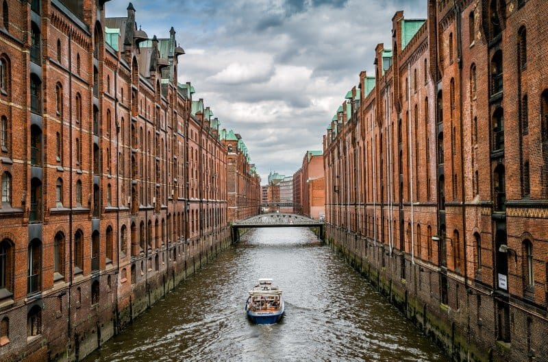 Speicherstadt Warehouse district 3 days in Hamburg Germany