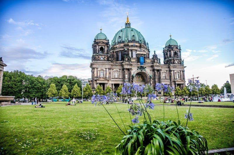 Best Photo Spots in Berlin Museum Island