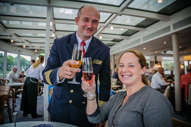 Viking River Cruises Staff