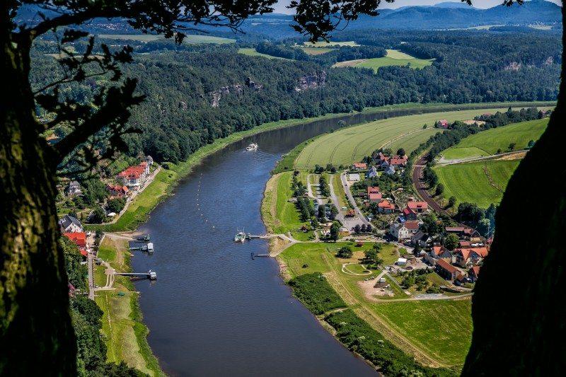 Viking River Cruises Elbe River