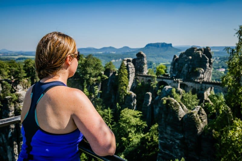 Elbe River Cruise Saxon Switzerland