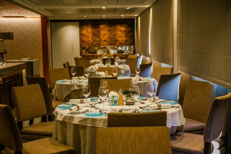 Viking River Cruises Fine Dining