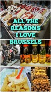 All the Reasons I Love Brussels