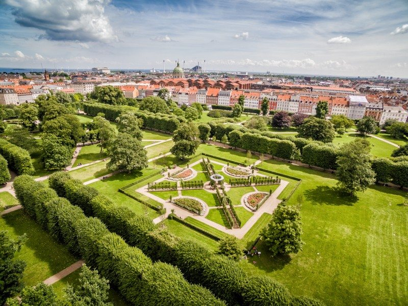 Kongens Have - things to do in Copenhagen Denmark