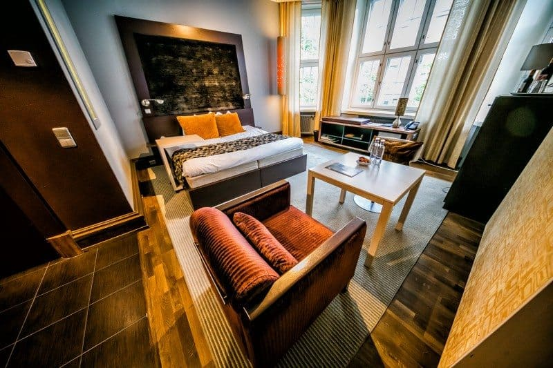 Klaus K Hotel Helsinki Finland