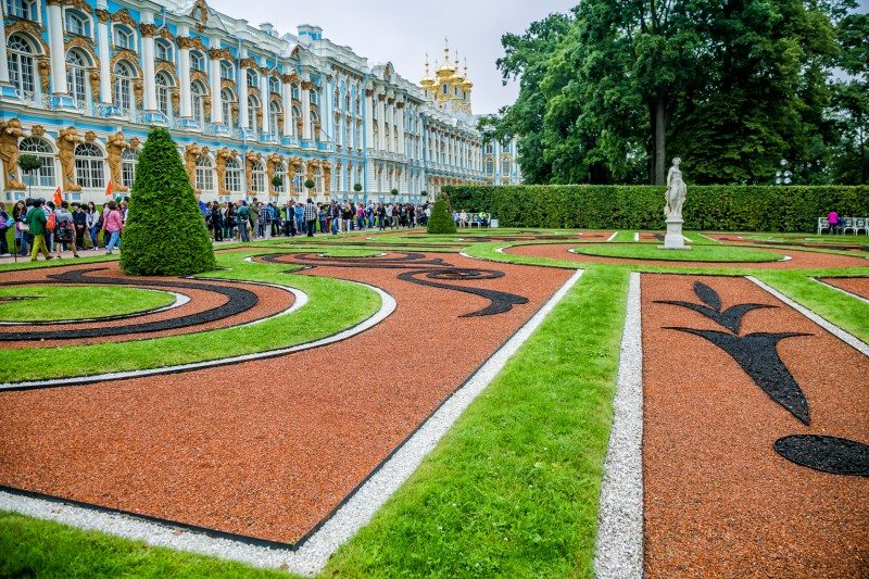 Catherines Palace Best Photo Spots in St. Petersburg Russia