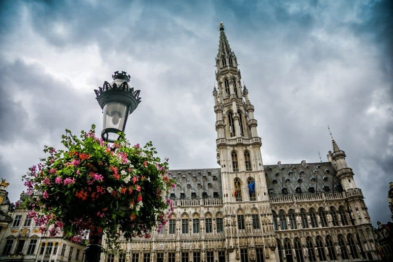 Grand Place I Love Brussels