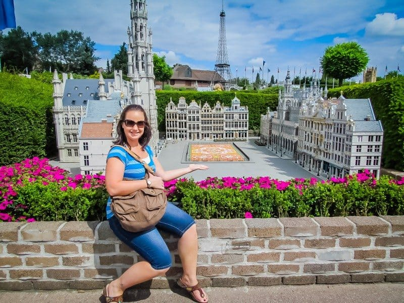 Mini Europe I Love Brussels