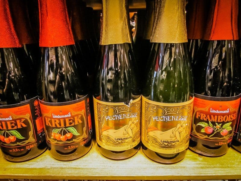 Kriek I Love Brussels