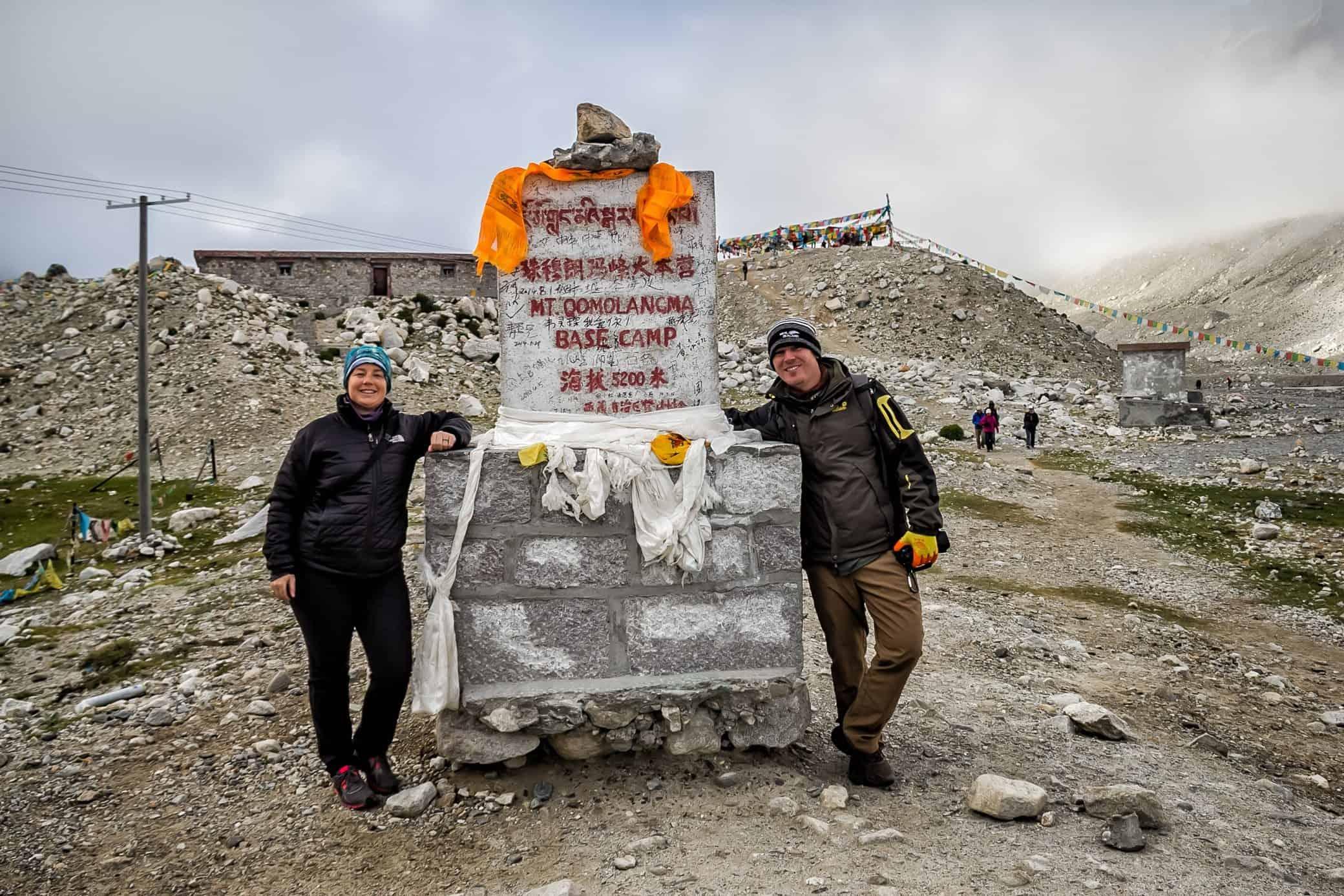 Divergent Travelers Tibet Everest Base Camp