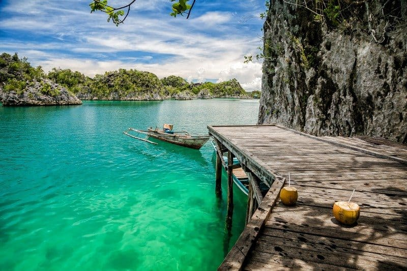 Raja Ampat Islands Indonesia