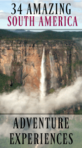 South America Adventure Experiences