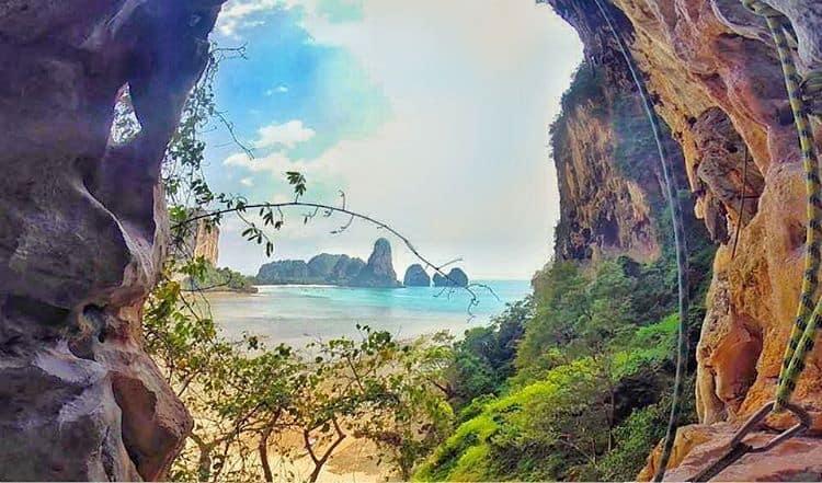 Southeast Asia adventures Rock Climbing Thailand