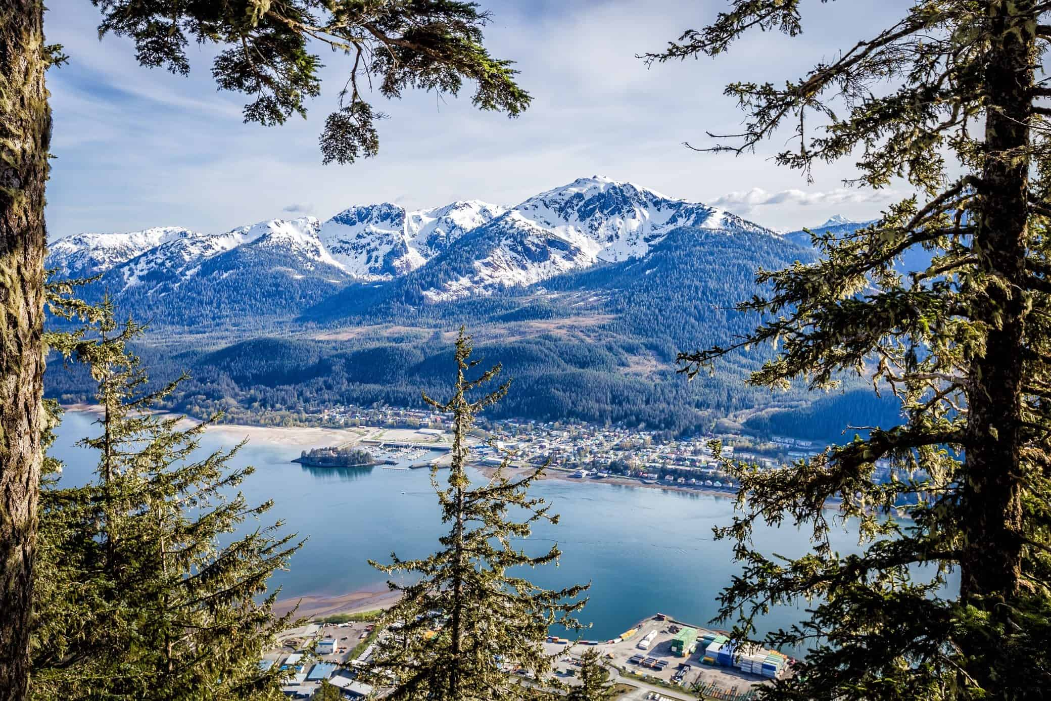 Mount Roberts Juneau Alaska
