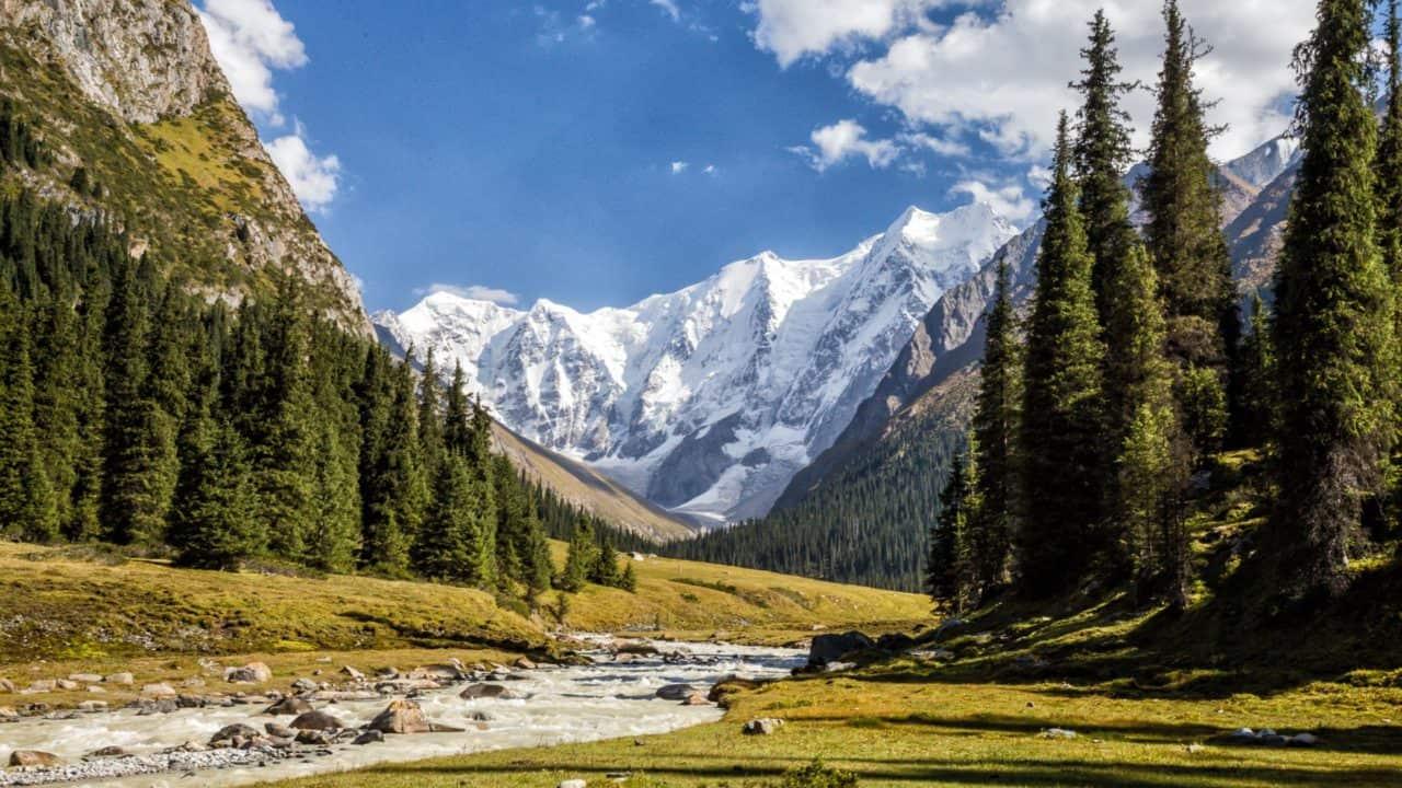 Kyrgyzstan Photos - Lina Stock