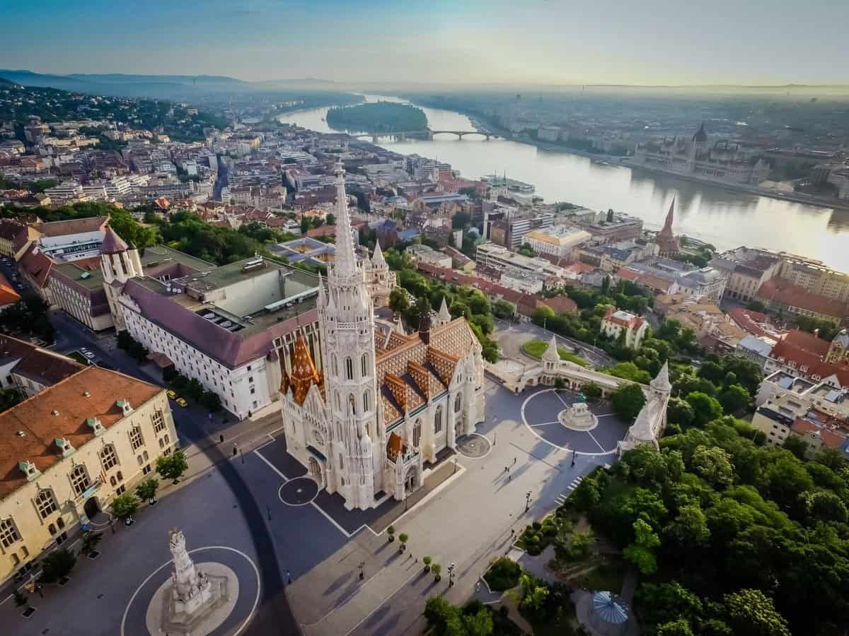 Best Places To Fly A Drone In Europe