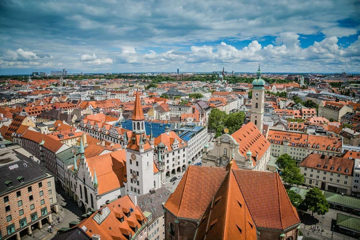 4 Days In Munich Itinerary Things To Do In Munich Divergent Travelers