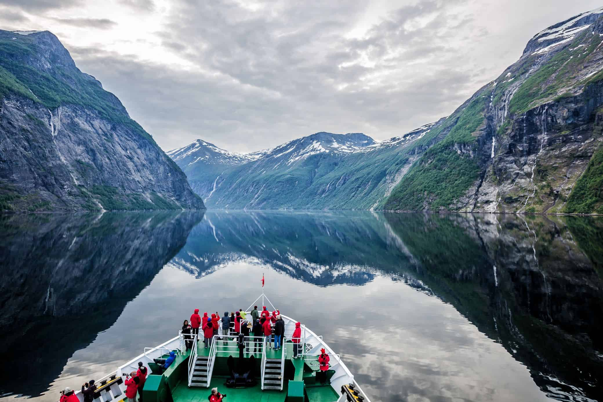 G Adventures Norway Fjords Cruise