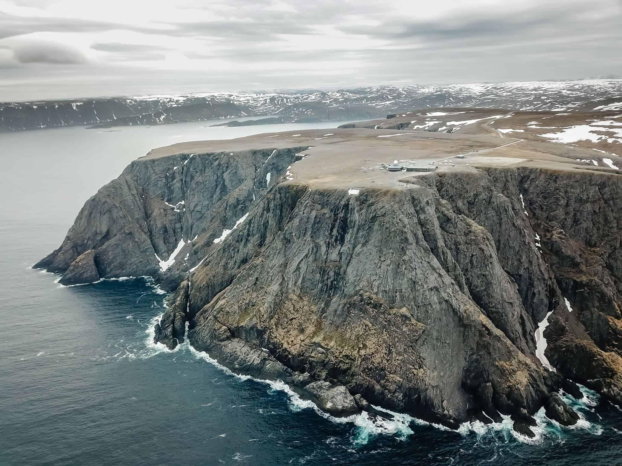 Nordkapp Norway Divergent Travelers
