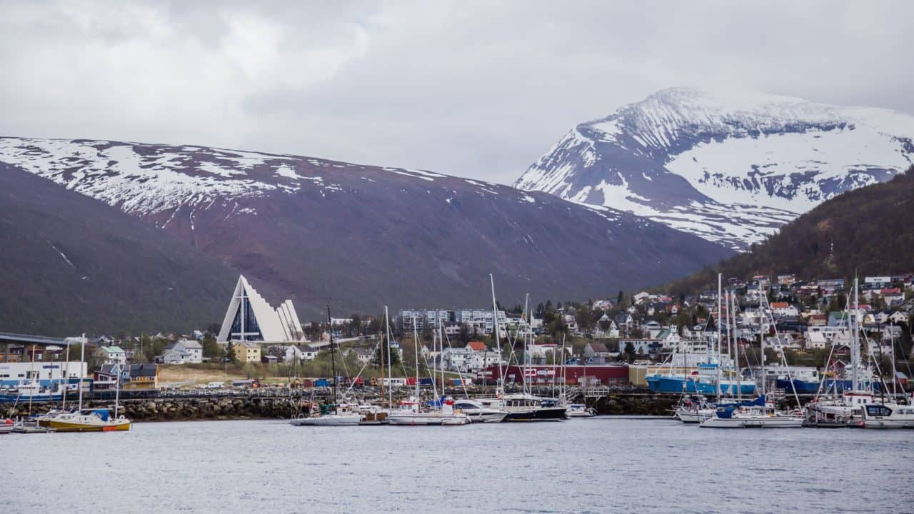 Things to do in Tromso Norway - Lina Stock