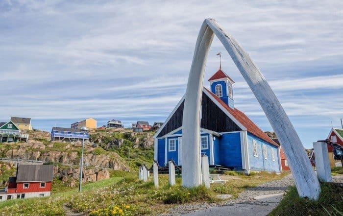 Sisimiut Greenland - Lina Stock