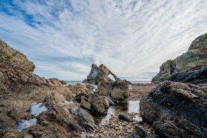 Bow Fiddle Rock - Scotland Road Trip