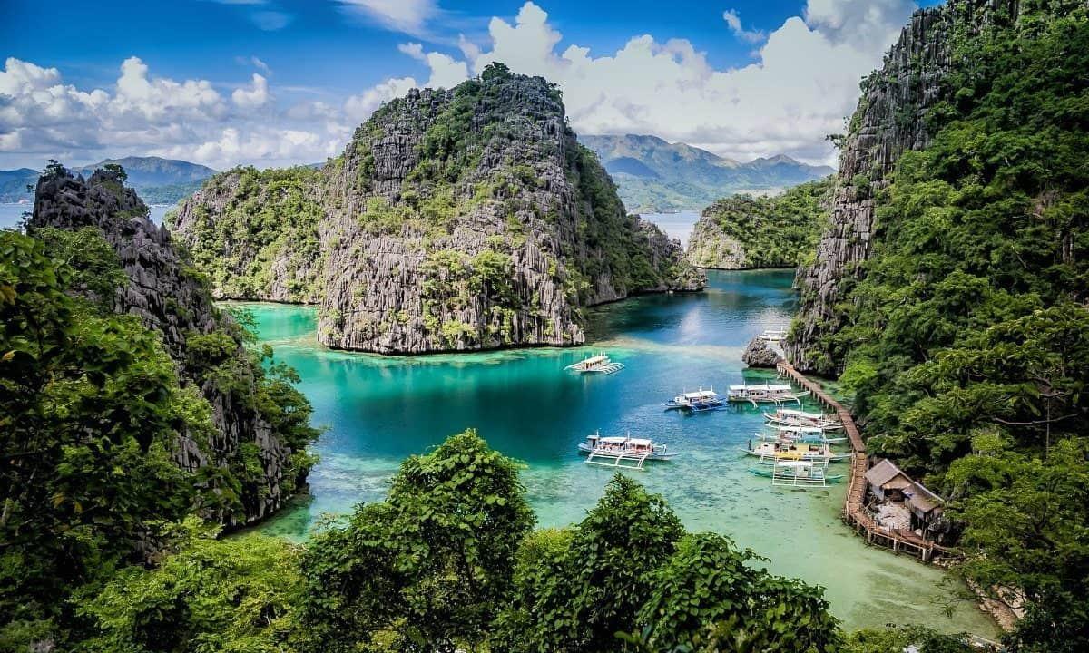 Coron Palawan Kayangan Lake