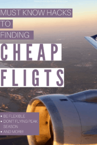 10 Killer Tips on How to Find Cheap Flights