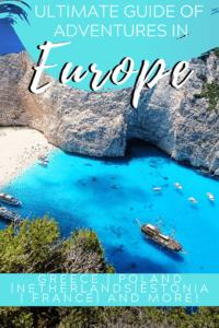 10 Adventures for Your Europe Bucket List | Divergent Travelers