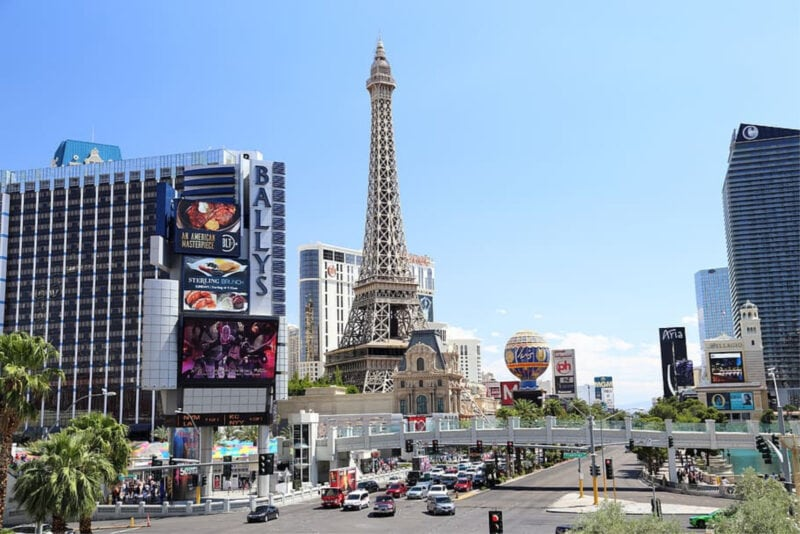 A Weekend in Las Vegas