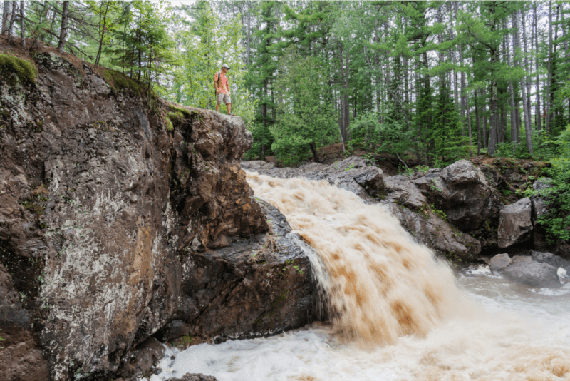 Amnicon Falls State Park Visitor Guide by a Local