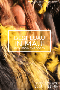 Best Luau in Maui: Pick from the Top 10!