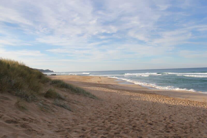 Torquay Beach - the Great Ocean Road Drive