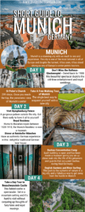 Short Guide to Munich Germany