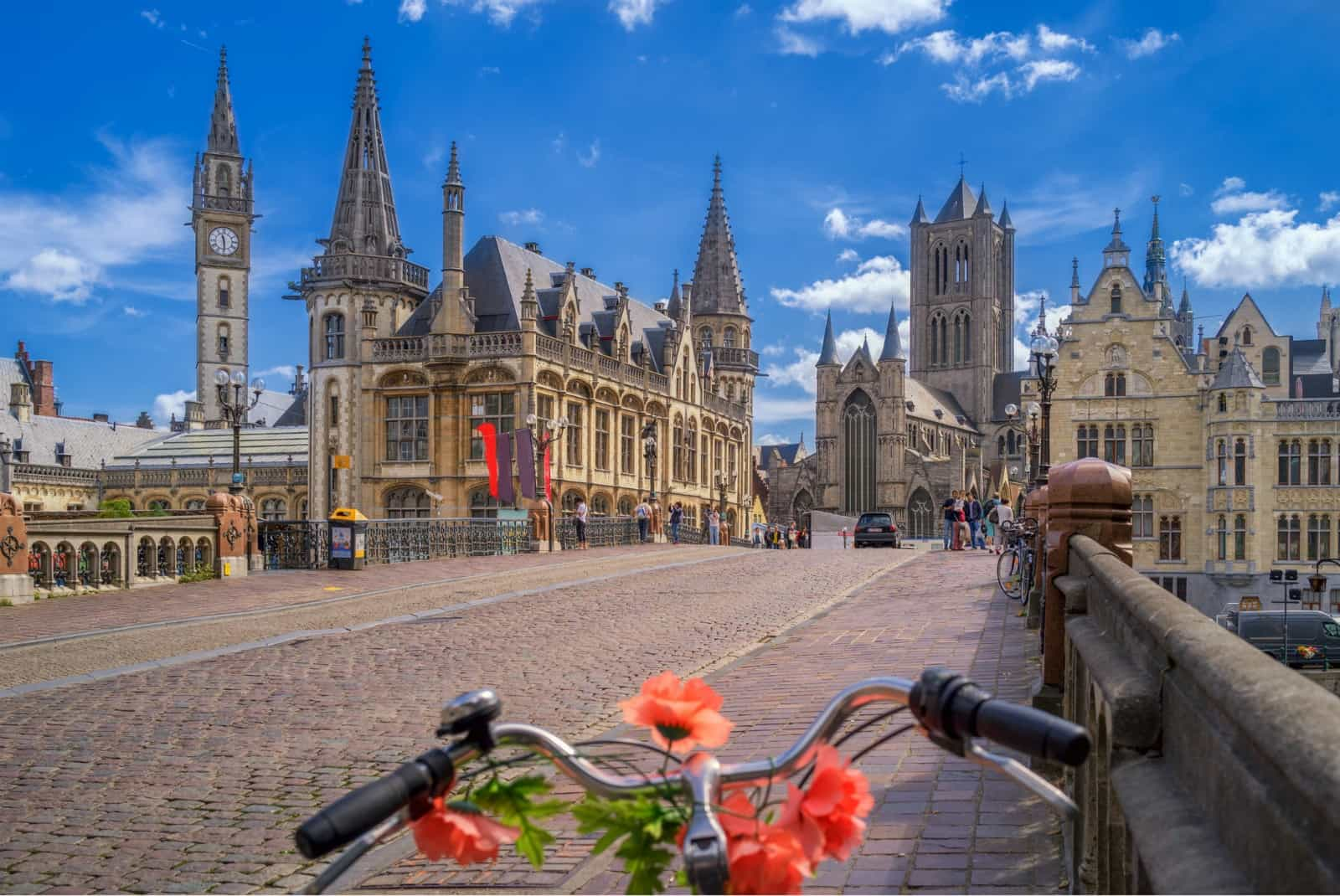 15 TOP Things to Do in Ghent, Belgium