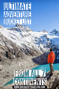 Ultimate Adventure Bucket List (From ALL 7 Continents)