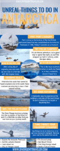 UNREAL Things to Do in Antarctica