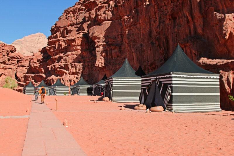 Wadi Rum in Jordan: Best Camps & Ultimate Planning Guide
