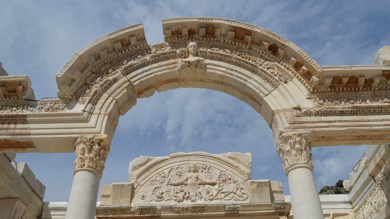 Ephesus Selcuk Turkey
