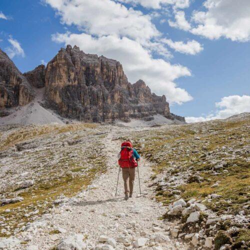 Dolomites Hiking on the Alta Via 1