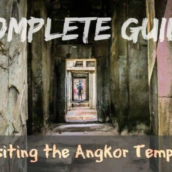 Complete Guide to visiting the Angkor Temples Divergent Travelers
